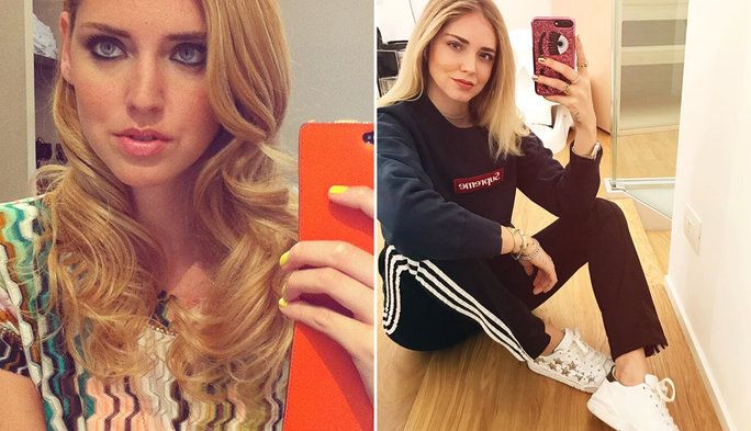 קיארה Ferragni of The Blonde Salad