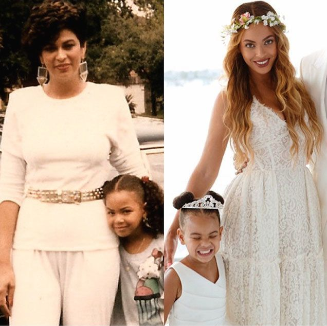 비욘세 Knowles, Blue Ivy Carter
