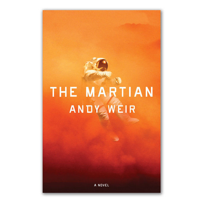 ザ Martian by Andy Weir