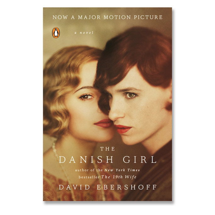 ザ Danish Girl by David Ebershoff