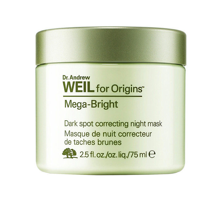 박사. Andrew Weil for Origins Mega-Bright Dark Spot Correcting Night Mask