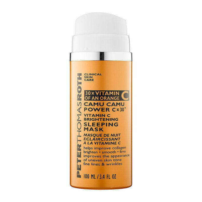 베드로 Thomas Roth Camu Camu Power C x 30 Vitamin C Sleeping Mask