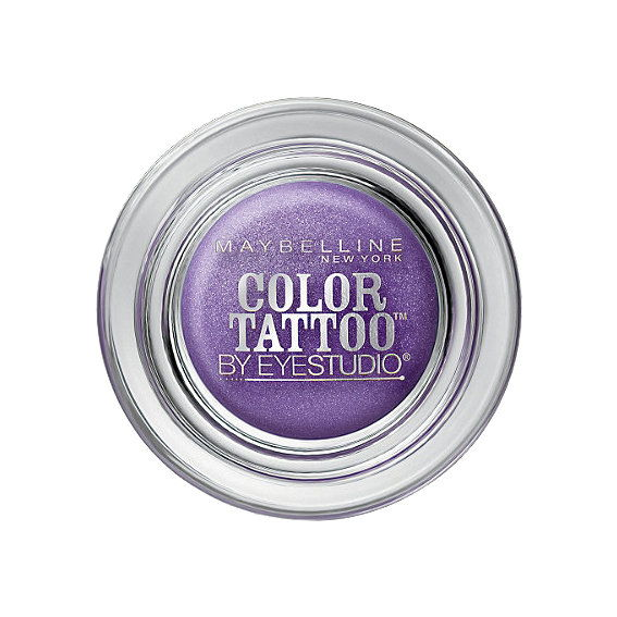 מייבלין New York Color Tattoo Eyeshadow in Painted Purple
