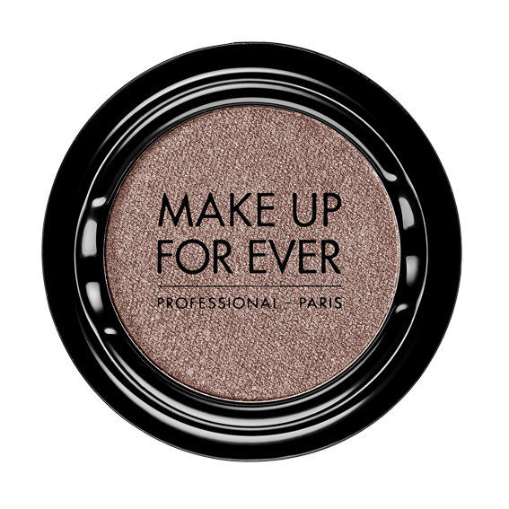 עשה UP FOR EVER Artist Eyeshadow And Powder Blush in Taupe Gray