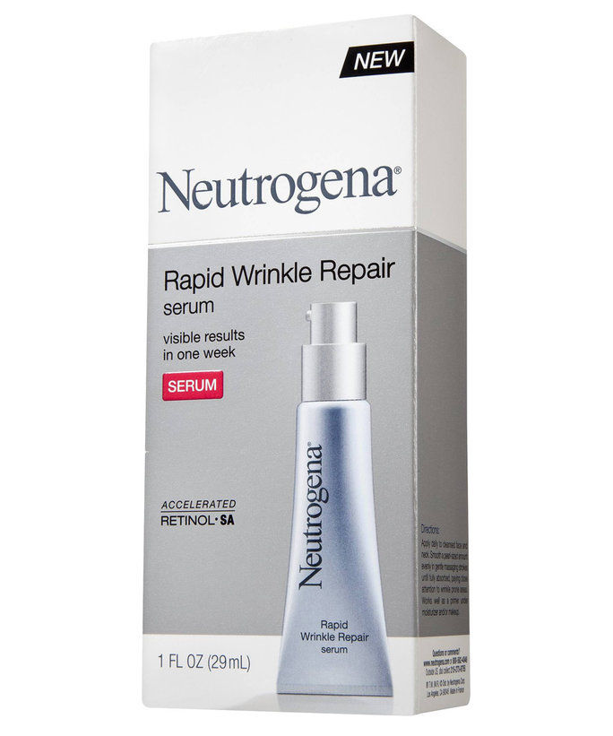 뉴트로지나 Rapid Wrinkle Repair Serum
