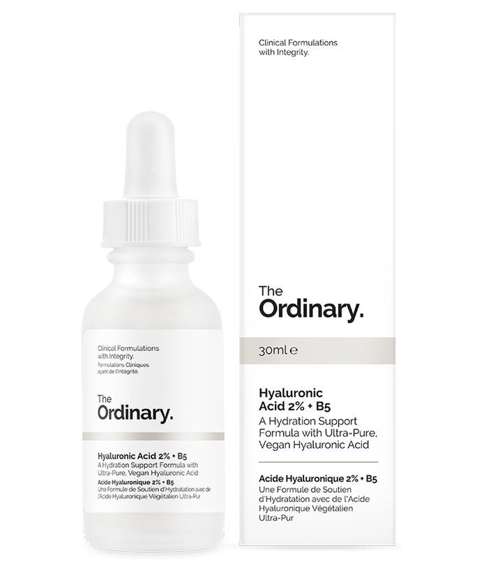 그만큼 Ordinary Hyaluronic Acid 2% + B5
