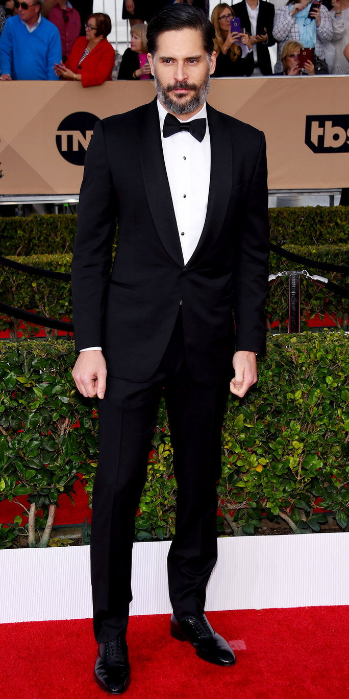 ג'ו Manganiello - Screen Actors Guild Awards 2016