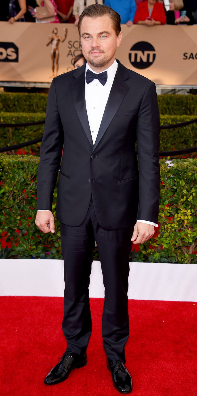 לאונרדו DiCaprio - Screen Actors Guild Awards 2016