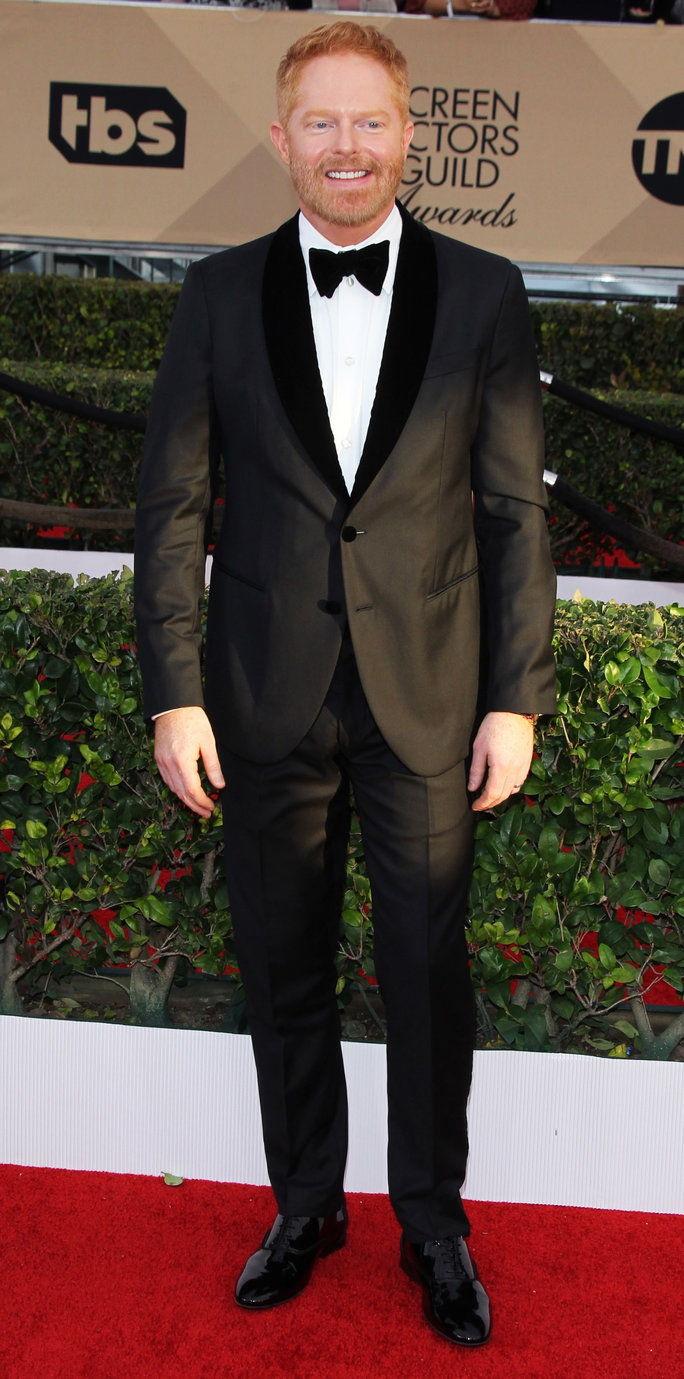 ג'סי Tyler Ferguson - Screen Actors Guild Awards 2016