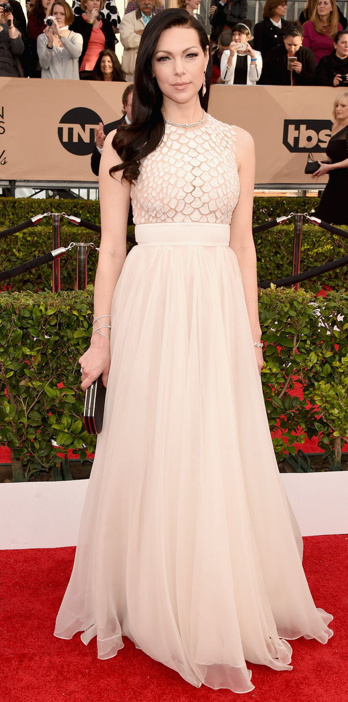 לורה Prepon - Screen Actors Guild Awards 2016