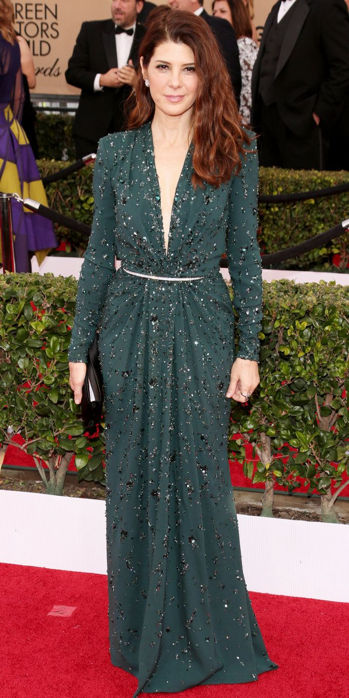 מריסה Tomei - Screen Actors Guild Awards 2016