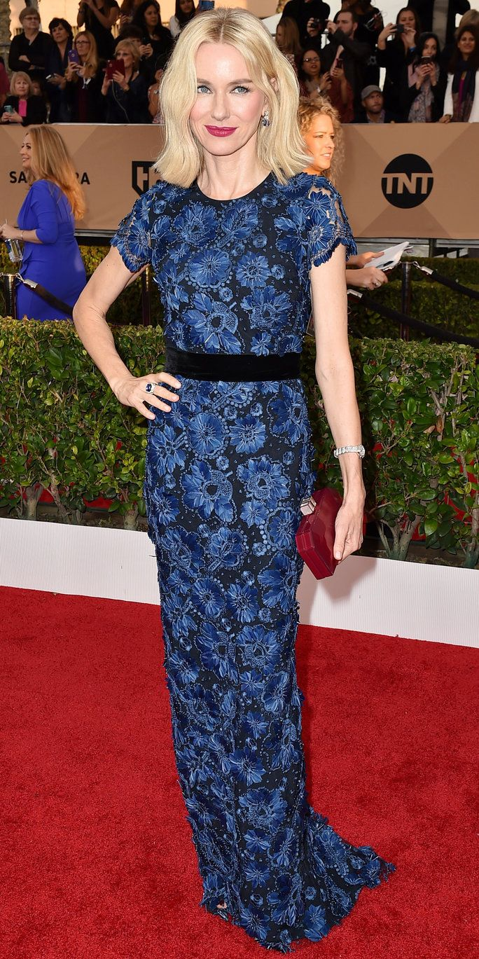 נעמי Watts - Screen Actors Guild Awards 2016