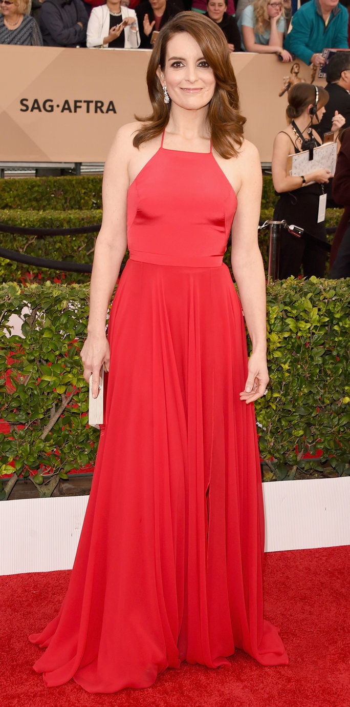 טינה Fey - Screen Actors Guild Awards 2016