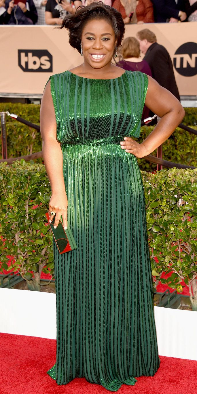 אוזו Aduba - Screen Actors Guild Awards 2016