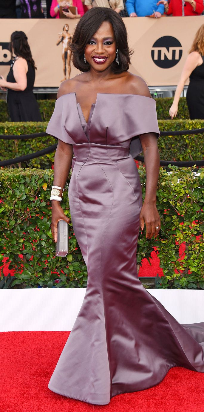 ויולה Davis - Screen Actors Guild Awards 2016
