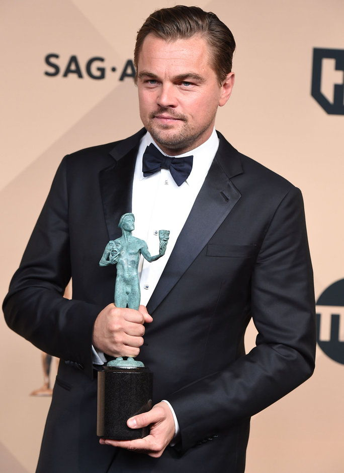 ב the 22nd Annaul Screen Actors Guild Awards in Los Angeles, 2016.