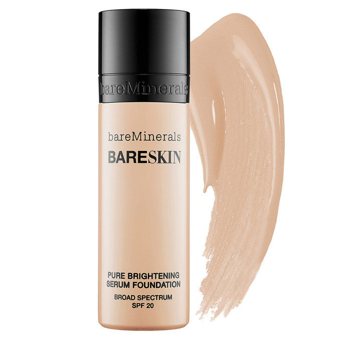 ベアミネラル bareSkin Pure Brightening Serum Foundation