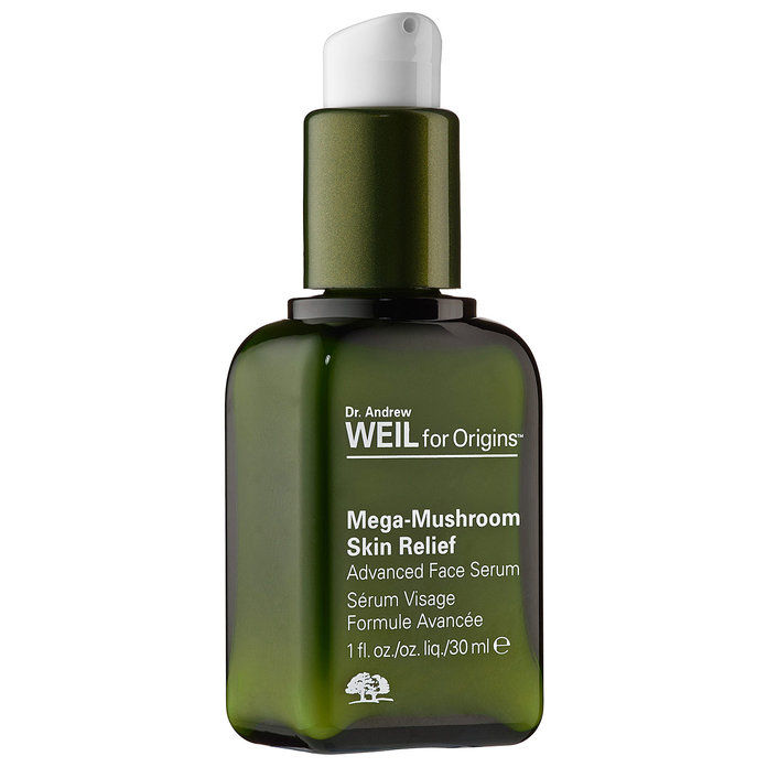 박사. Weil For Origins Mega-Mushroom Skin Relief Advanced Face Serum