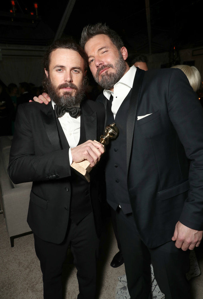 Affleck Brothers Lead