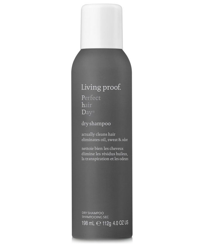 에 대한 Oily Hair: Living Proof Perfect Hair Day Dry Shampoo