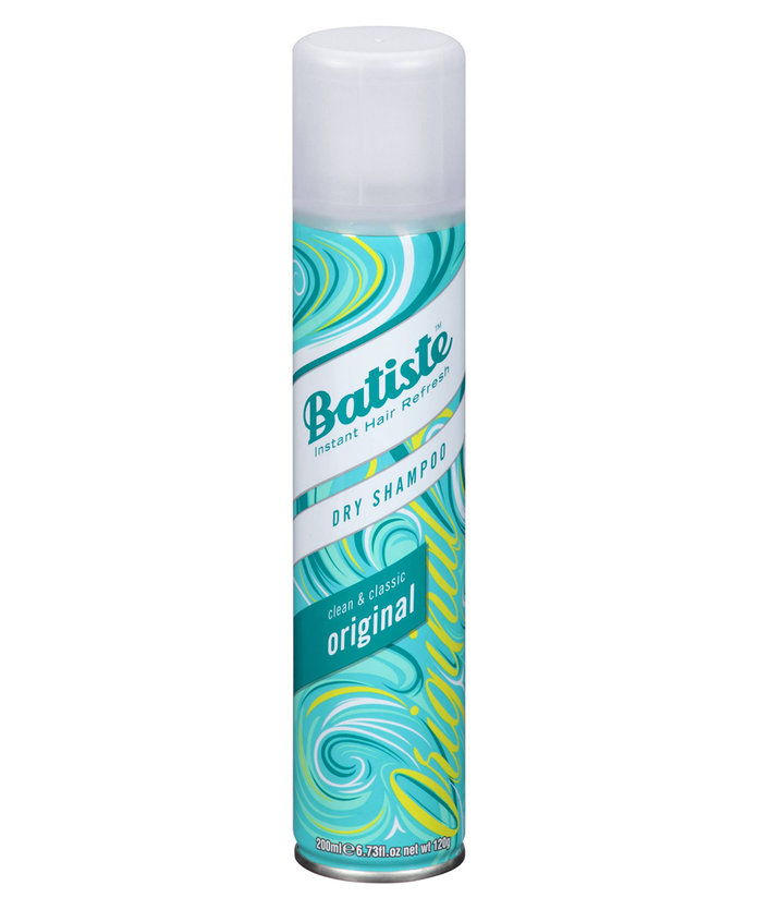 에 대한 Thick Hair: Batiste Original Clean Dry Shampoo