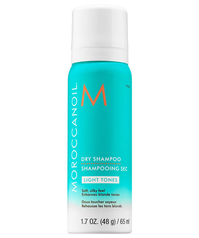 에 대한 Light Hair: Moroccanoil Dry Shampoo Light Tones