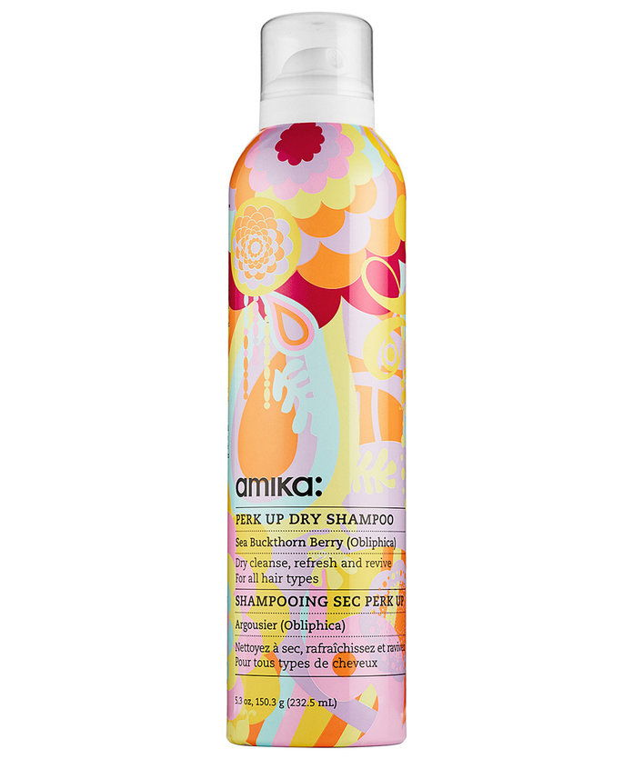 에 대한 Dry Hair: Amika Perk Up Dry Shampoo