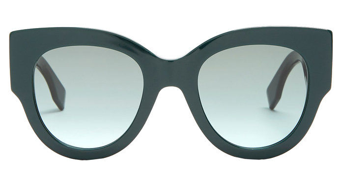 עגול FRAME ACETATE SUNGLASSES
