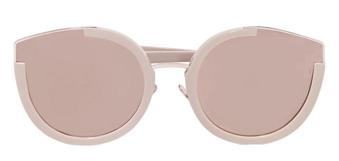 הופר CAT-EYE ACETATE SUNGLASSES