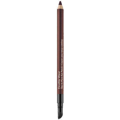 エステ Lauder Double Wear Stay-in-Place Pencil in Burgundy Suede