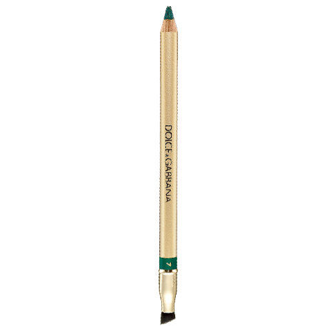 ドルチェ&ガッバーナ The Eyeliner Crayon Intense in Emerald