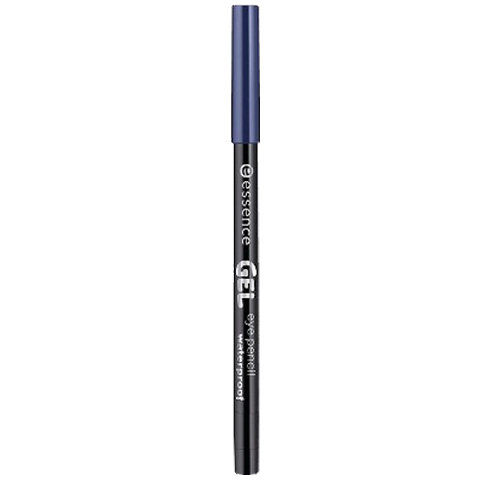 エッセンス Cosmetics Waterproof Gel Eye Pencil in Midnight Blue