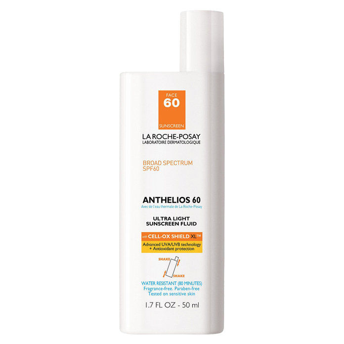 라 Roche-Posay Anthelios 60 Ultra Light Facial Sunscreen SPF 60