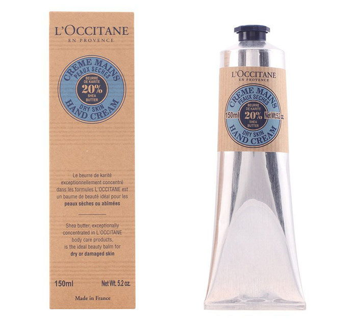 엘'Occitane Shea Butter Hand Cream