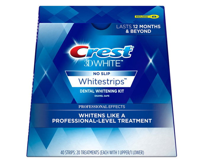 문장 3D White Professional Effects Whitestrips