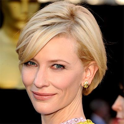 케이트 Blanchett – Transformation - Beauty - Celebrity Before and After