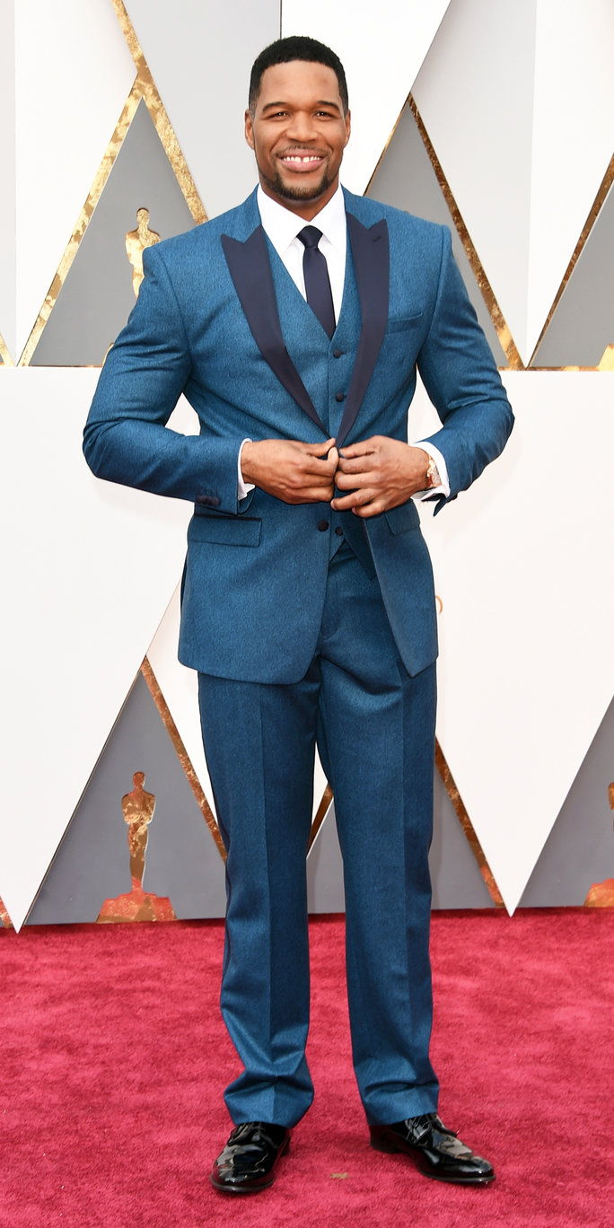 מיכאל Strahan at the Oscars 2016