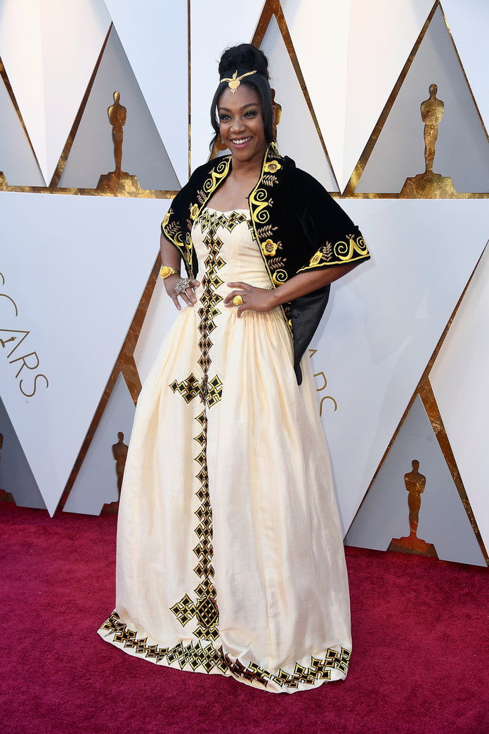 티파니 Haddish 2018 Oscars Lead