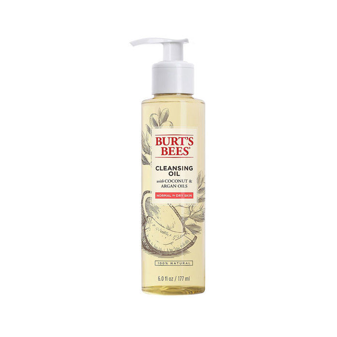 ברט's Bees Facial Cleansing Oil With Coconut & Argan Oil