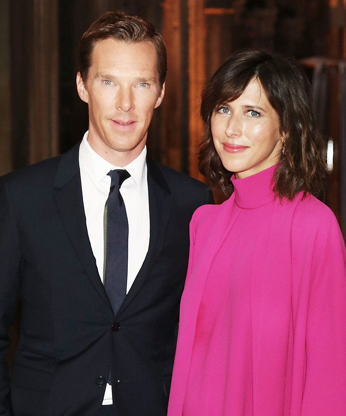 ベネディクト Cumberbatch and Sophie Hunter: Hal Auden