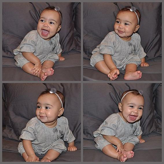 김 Kardashian's North West