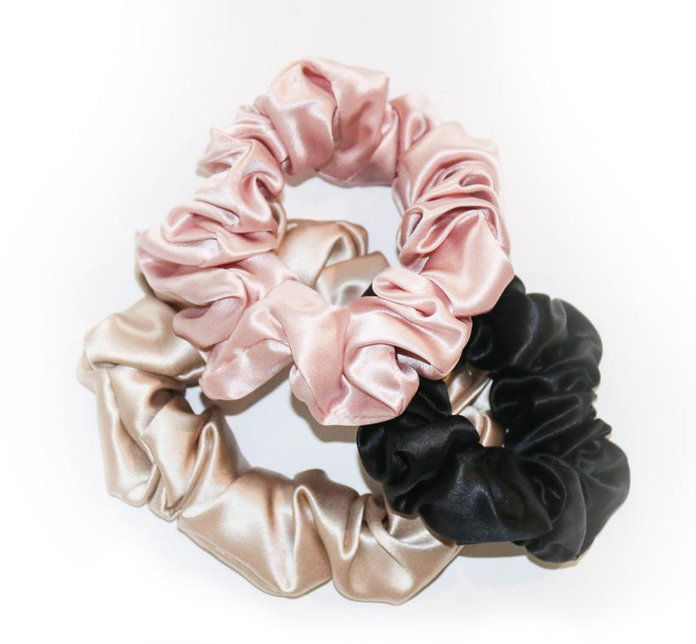 슬립 Large Scrunchie 3 Pack