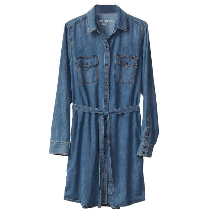 פער Shirtdress