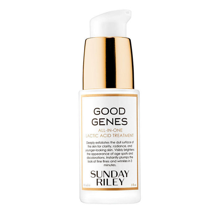 日曜日 Riley Good Genes All-In-One Lactic Acid Treatment