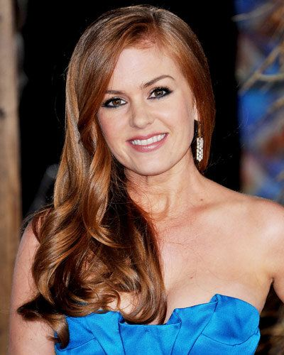 Isla Fisher - Our Favorite Redheads - Red Hair
