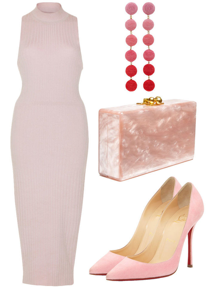 놓다 on your best Bodycon and paint the town pink.