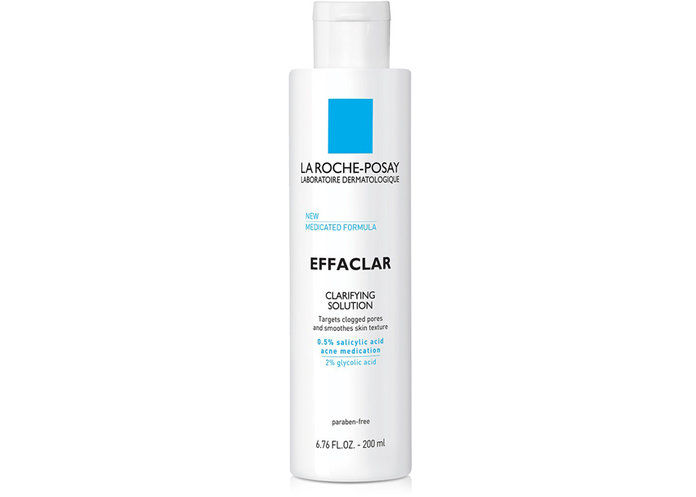 ラ Roche-Posay Effaclar Face Toner Clarifying Solution