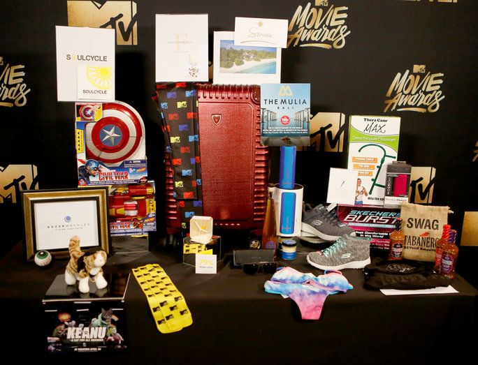 MTV Movie Swag Bag - LEAD