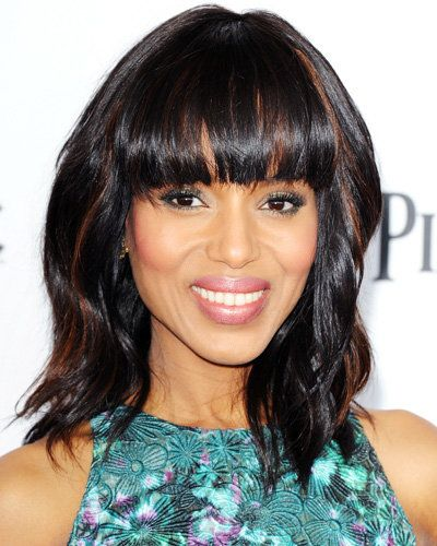 베스트 Bangs - Kerry Washington