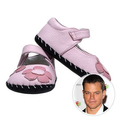 מחוסל shoes, Matt Damon, kids' shoes